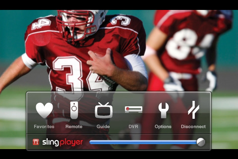 SlingPlayer Mobile Updated Allows Streaming Over 3G