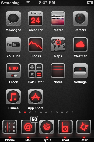 High Tech (USSR, Rave-Up, Clover & Negative Cells) – WinterBoard Theme