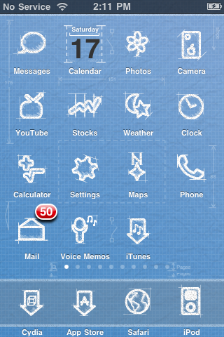 RoughDraft – WinterBoard Theme