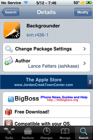 Backgrounder Update – New Settings, New Features and Fixes