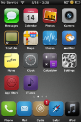 MatteFusionGZ &#8211; WinterBoard Theme