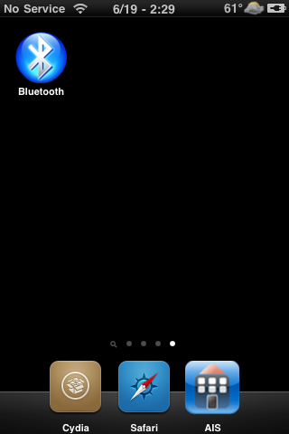 Bluetooth Mode – Turn on Bluetooth in One Touch