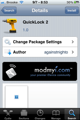 QuickLock 2: One-Tap Lock Mode