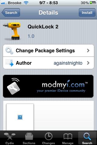 QuickLock 2: One-Tap Lock Mode