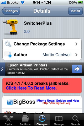 SwitcherPlus – Adds Multitasking Ability on Lock Screen