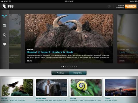 PBS Releases iPad App