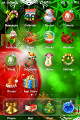 Christmas Theme by Chode4eve &#8211; WinterBoard Theme