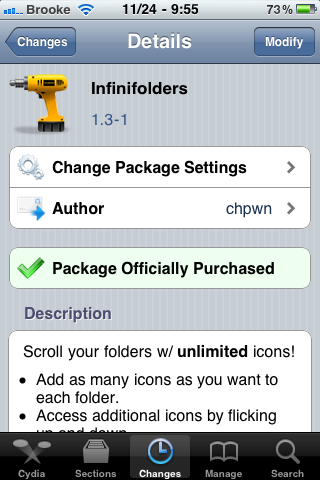 Infinifolders, Add Unlimited Apps to Folders, Updated