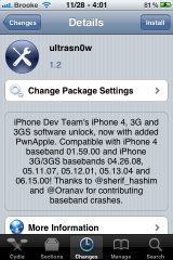 Dev-Team Releases iOS 4.2.1 Unlock for iPhone 3G/3GS
