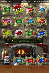 A Christmas Theme – WinterBoard Theme