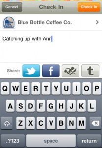 Gowalla 3.0 Integrates Facebook Places, Twitter, Foursquare &amp; Tumblr (Crashing on Jailbroken iPhone)