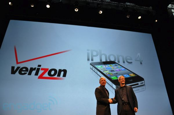 iPhone Comes to Verizon, Finally
