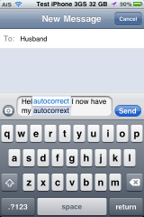 ManualCorrect – User Controlled Auto-Correct