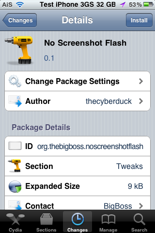"No Screenshot Flash – Remove ""Flash Effect"" When Taking Screenshot"