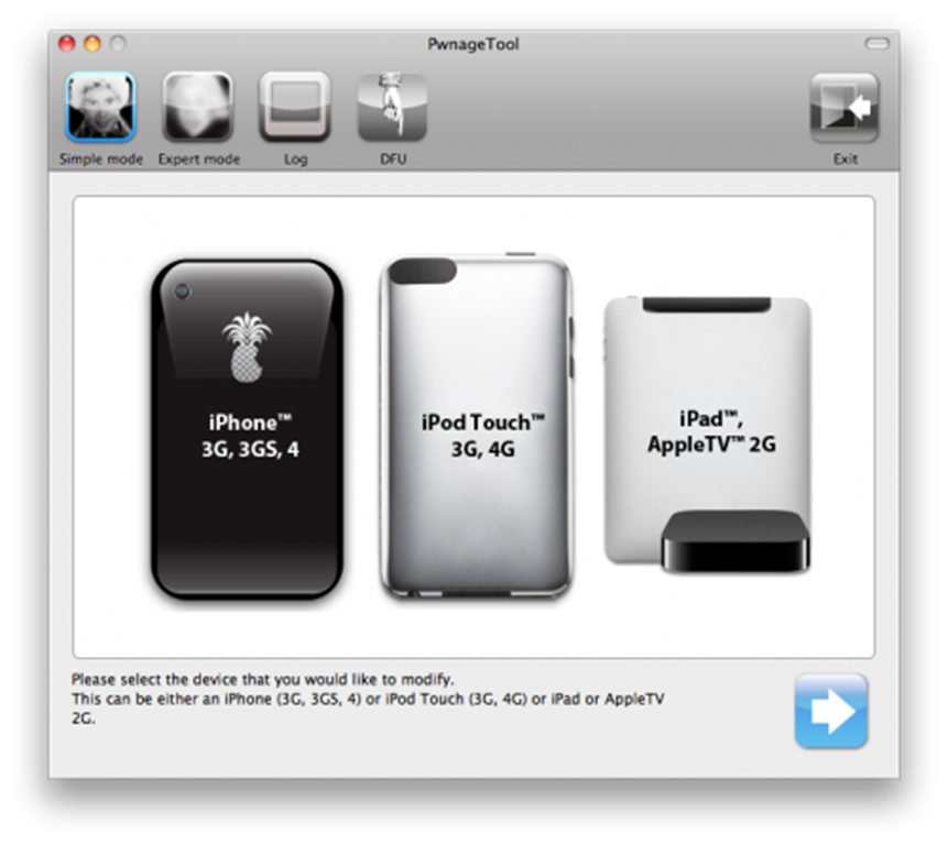 PwnageTool 4.2 – Untethered Jailbreak for all devices on 4.2.1