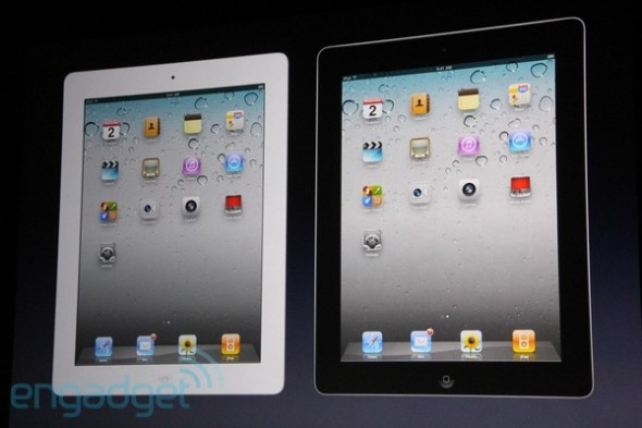 iPad 2 Announcement