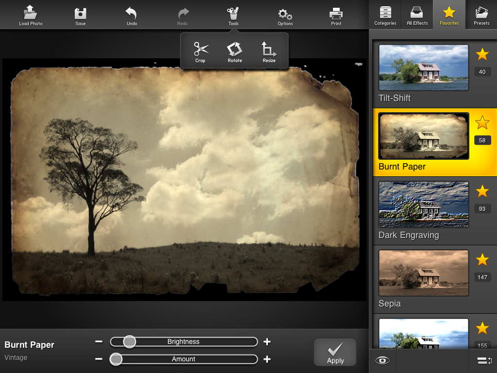 FX Photo Studio HD – On Sale Today for $0.99