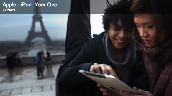 iPad: Year One [Video]