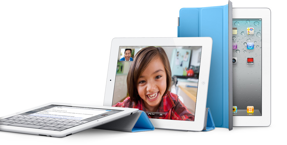 New iPad 2 Accessories – HDMI Adapter & Smart Cover [Video]