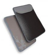 Ifrogz BlackGrey Neoprene Sleeve iPad
