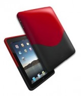 Ifrogz Red Luxe Case (TM) iPad