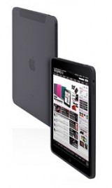 Incipio Smoke Matte Soft Shell Case (TM) iPad