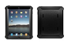 OtterBox Black Defender Case - iPad