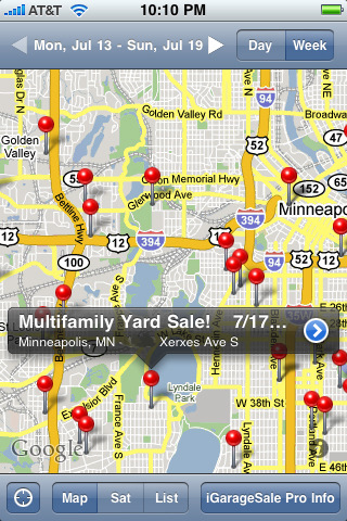 iGarageSale – Find Garage Sales Near You
