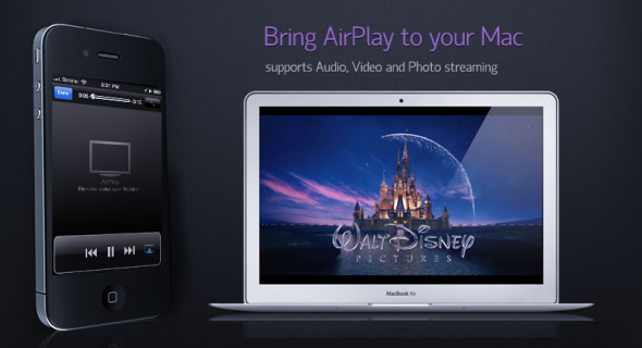 AirServer et banane TV font � votre Mac un dispositif d'AirPlay