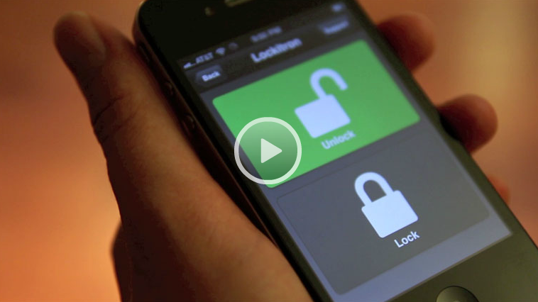 Lockitron – Unlock Your House Doors With Your iPhone