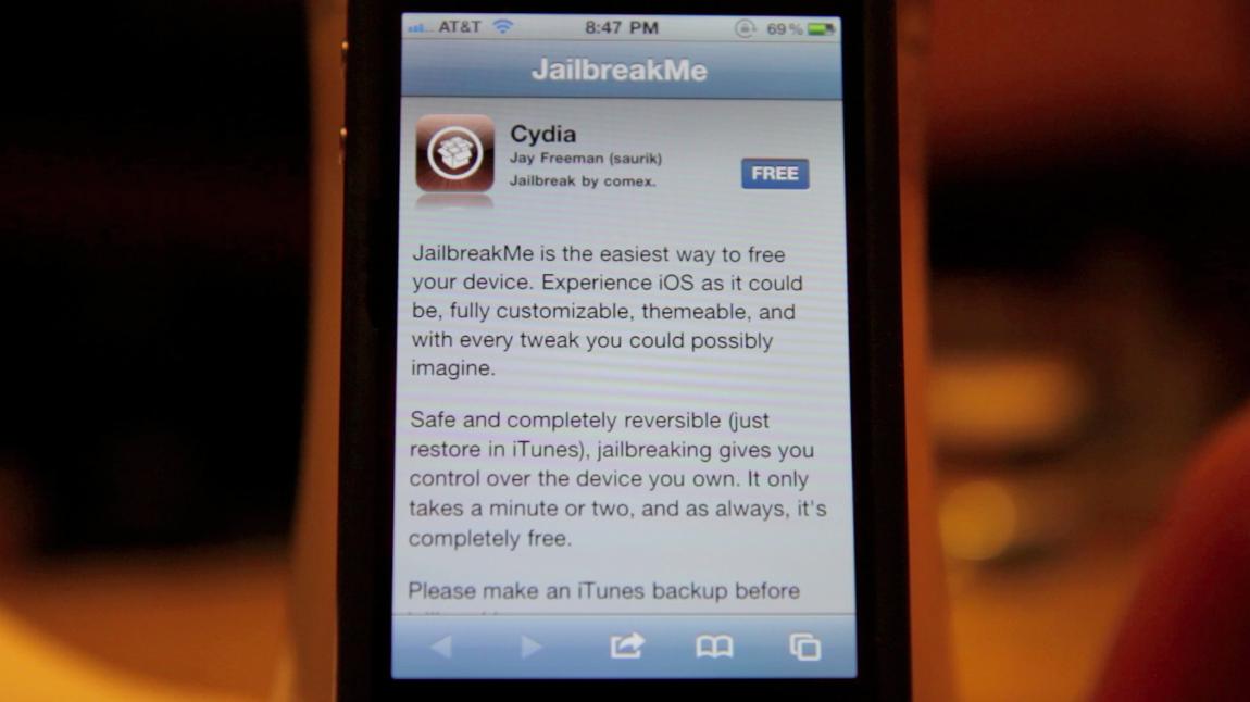 Easy Jailbreak For All Current Devices & Firmware – Jailbreakme.com