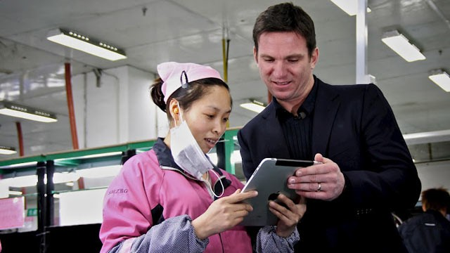 ABC's Nightline Tours Inside Apple's Factories in China