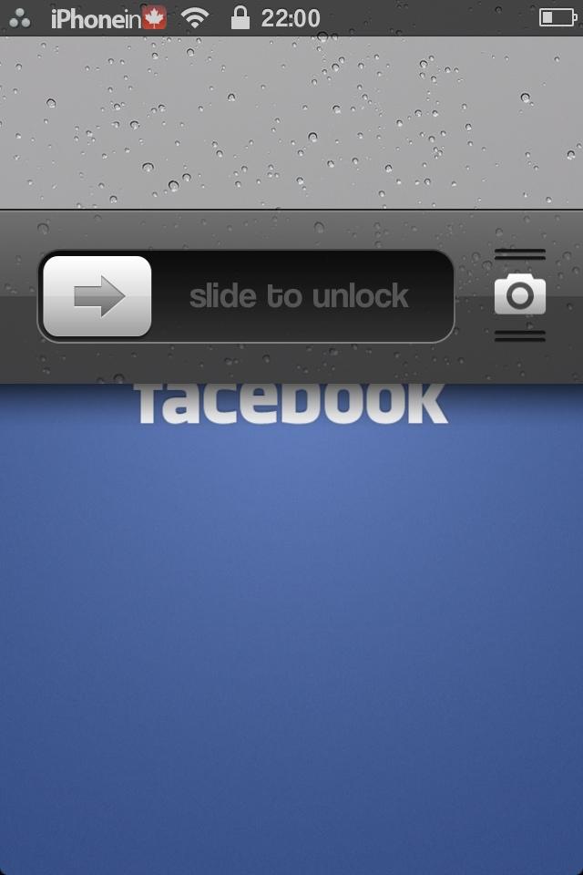 GrabberApp – Open Any App with LockScreen Camera Icon