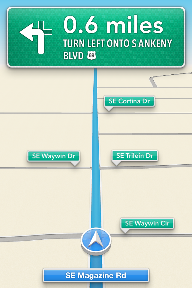 Maps 6.0