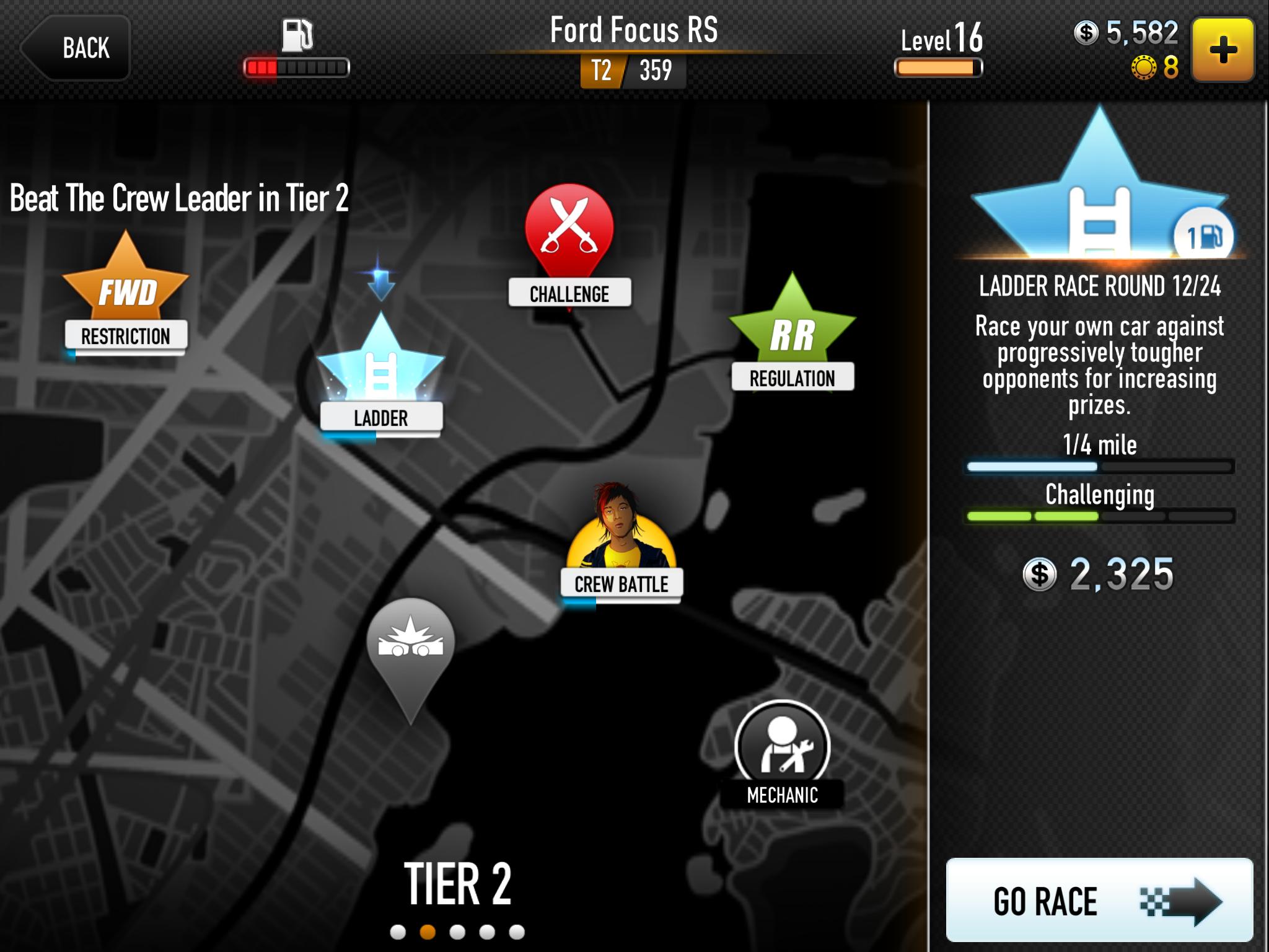 Warning: Free, Addictive Game – CSR Racing