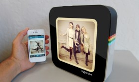 Instacube – A Living Canvas for your Instagram Photos [Kickstarter]