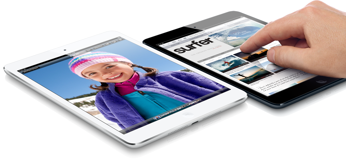 Apple Announces the iPad mini