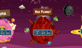 Angry Birds Space HD 1.3.1 Update