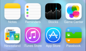 iOS 7 – Complete Redesign & New Features