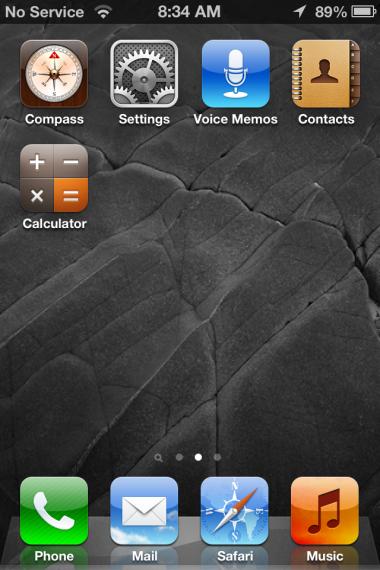 iOS 6 Icons 2