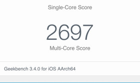 Geekbench 3 – iPhone Benchmark Utility