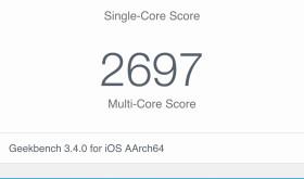 Geekbench 3 – iPhone Benchmark Utility