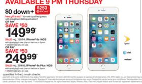 Apple Black Friday Deals at Target